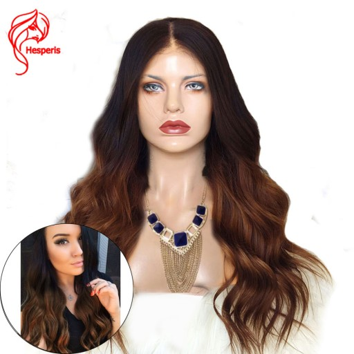 ombre soft wave lace front wig human hair absolutely gorgeous