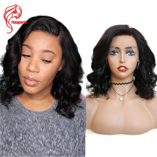 Spical Sales!!!13x4 Lace Front Human Hair Wave Wigs Pre-Plucked Baby Hair