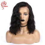 Special Sale!Hesperis Human Hair Wig Natural Color Brazilian Remy Hair Lace Front Human Hair Wigs With Baby Hair Bleached Knots